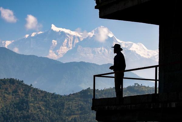 Trekking in the Annapurna Massif, Nepal