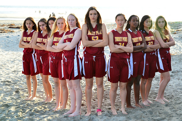 TP Girls Basketball 2016