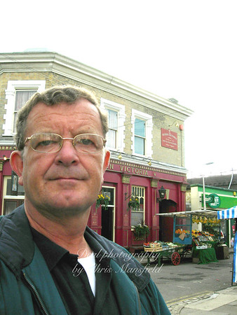 Eastenders....  I have been there about 12 times now