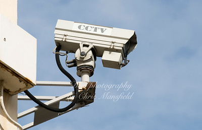 CCTV Camera somewhere in Woolwich