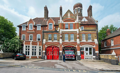 June 19th 2013... Woolwich Fire Station