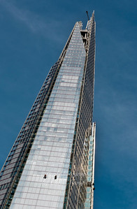 July 2013.. The Shard