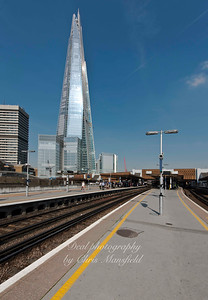 The Shard May 16th 2014