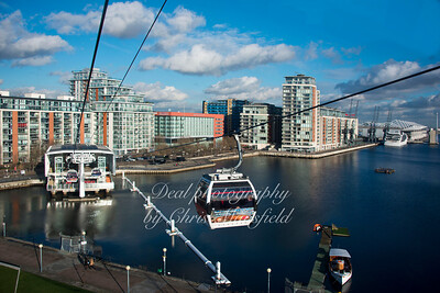 Jan 17th 2015.  Royal Victoria dock