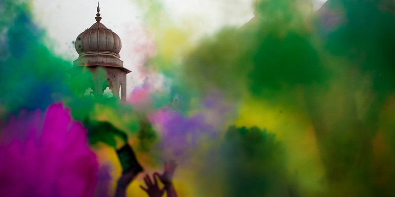 Festival of Colors 2012