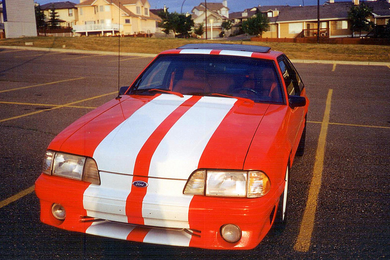 89 Ford Mustang GT