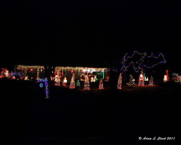 12.11.2011<br /> <br /> A well decorated house in Croydon, NH