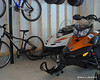 12.15.2013<br /> <br /> Some of the toys filling up the new shed built this fall