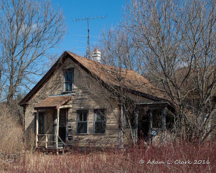 Week #11: Abandoned Buildings (6/7)
