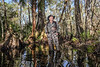 Ron Bergeron at his Green Glades West Ranch.<br /> in the Big Cypress Swamp,<br /> Clewiston, FL 33440<br /> Photos by CandaceWest.com