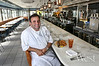 Photo by CandaceWest.com,<br /> April 20 ,2017<br /> Daniel Serfer, Chef and owner of Mignontette Uptown. <br /> <br /> Mignonette Uptown:<br /> 13951 Biscayne Blvd.,<br /> North Miami Beach,<br /> FL 33181