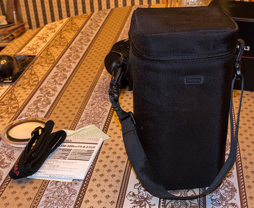 Sigma 150-500 OS, Asking Price $625