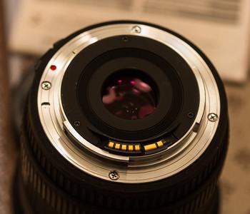 Sigma 10-20mm f/4-5.6, Asking Price $300