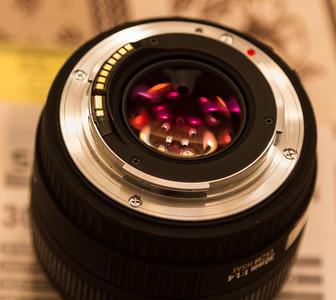 Sigma 30mm f/1.4, Asking Price $300