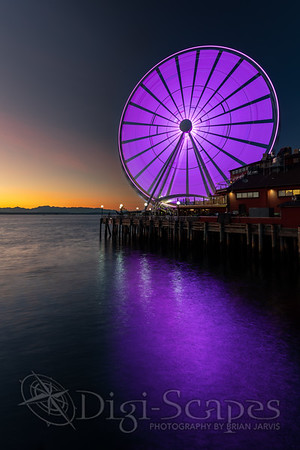 The Great Wheel, Seattle WA