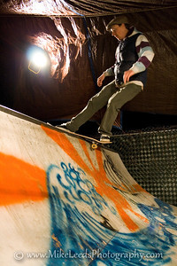 James at Brents Mini Ramp