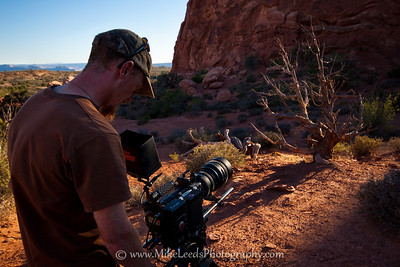 Anson Fogel, Arches National Park, Utah. Forge Motion Pictures