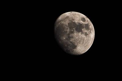 The moon tonight, 5.24.10