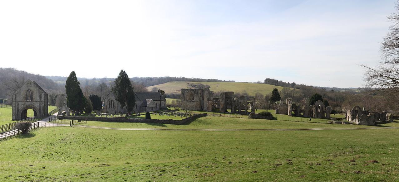 Easby Abbey, Richmond, North Yorkshire