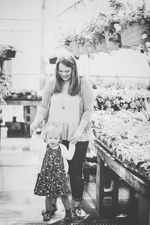 Mommy&Me 10bw | Nicole Marie Photography