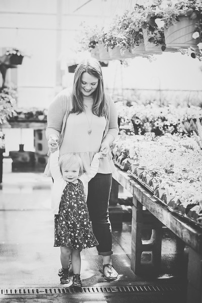 Mommy&Me 09bw | Nicole Marie Photography