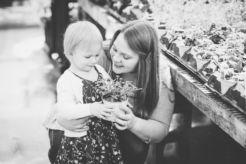 Mommy&Me 11bw | Nicole Marie Photography