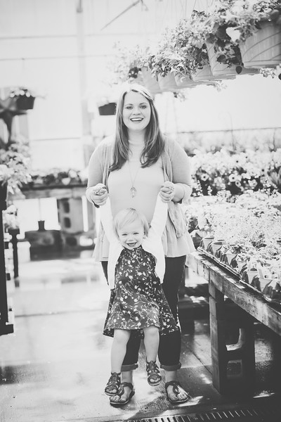 Mommy&Me 07bw | Nicole Marie Photography