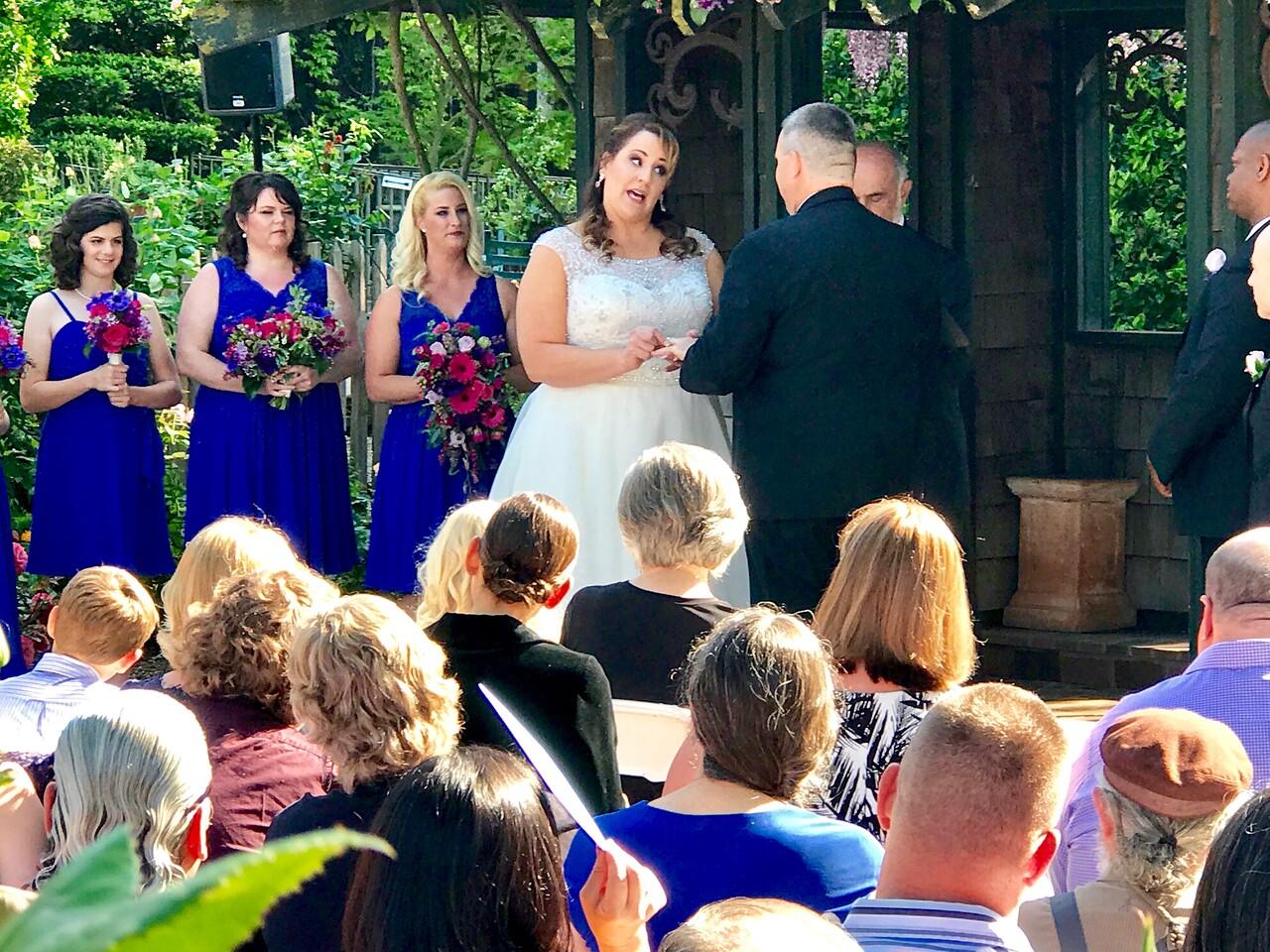 Terri Gets Married
