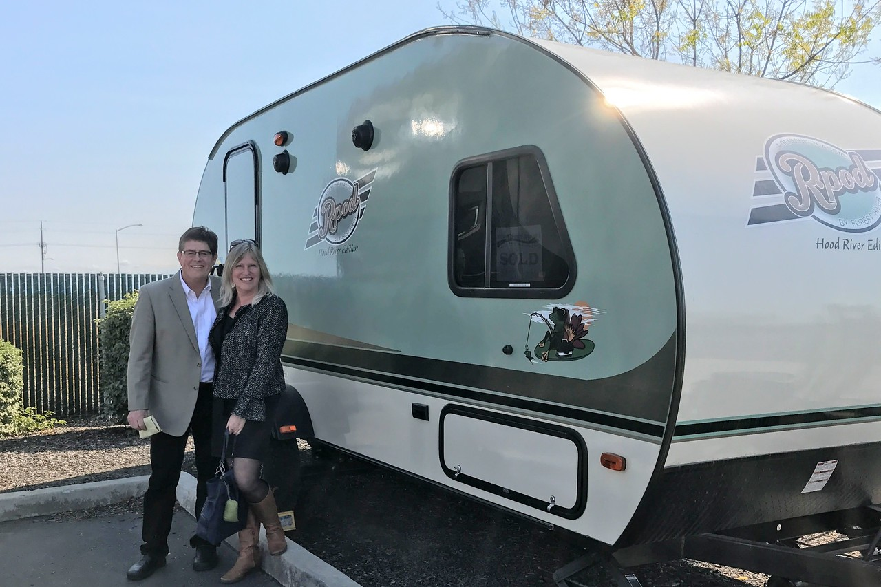 Our New Trailer!