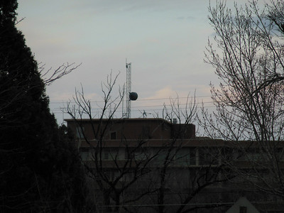 CMHIP as seen from my house. a clear violation of all sorts of laws I am sure..