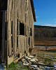 An old barn that has seen better days