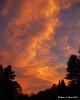 Sunset<br /> Gilsum, NH<br /> 9-24-10