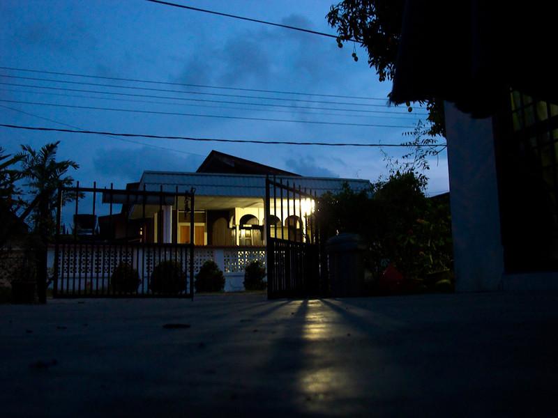 |It's Getting dark|
