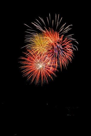 Frisco Fireworks 2