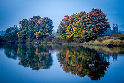 Early Autumn Reflections