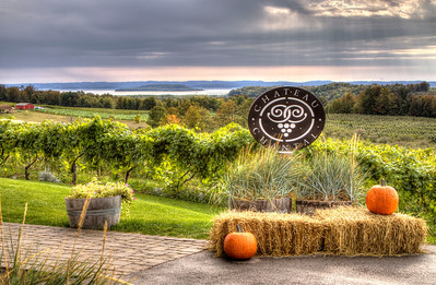Chateau Chantal Winery, Traverse City, MI