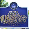 October 1, 2014<br /> <br /> Blues Star Denise Lasalle's Marker<br /> <br /> Courthouse<br /> Belzoni, MS