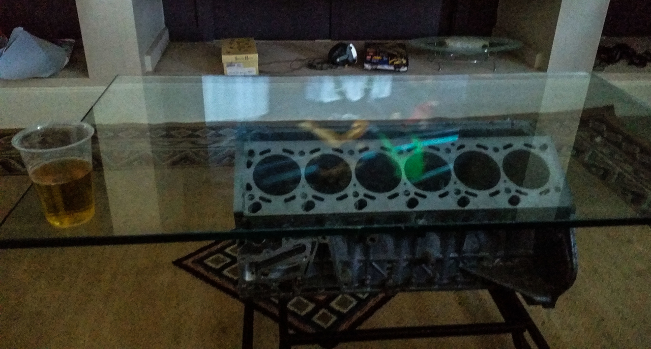 V12 Coffee Table Instacoffeetable