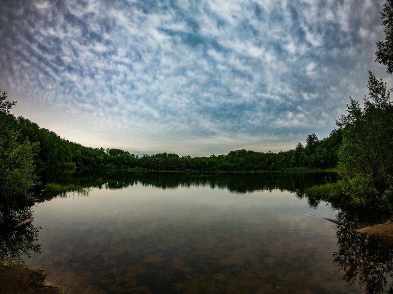 Found a little lake