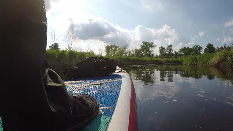 Rice Creek Training Paddle
