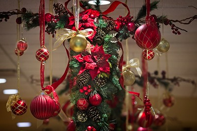 GETTY IMAGES: CHRISTMAS DECORATIONS