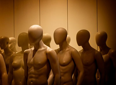 GETTY IMAGES: MANNEQUINS