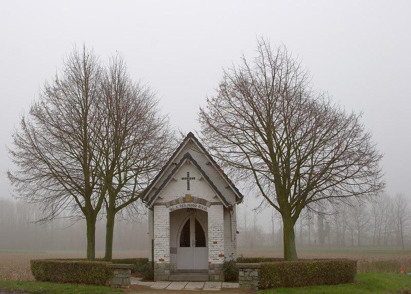 Merchtem : Hunsberg : chapelle