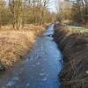 Canal de drainage