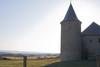 Ferme de Mont-Gauthier et paysage du Condroz