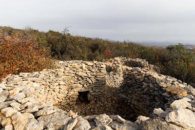 Ruines des 5 cabanons pointus