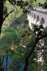 Canal de Carpentras, aqueduc sur la Sorgues