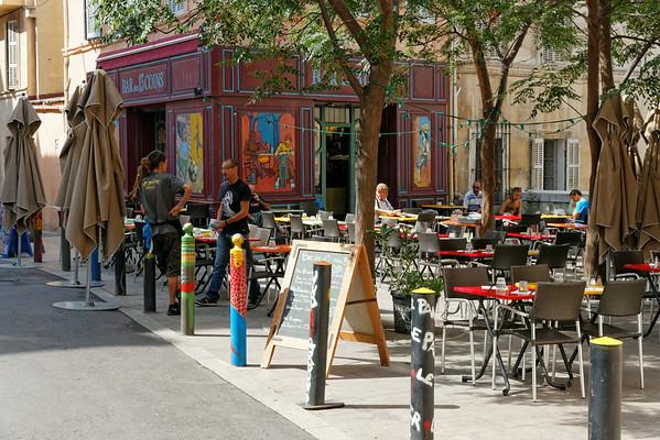 Rue Sainte Françoise