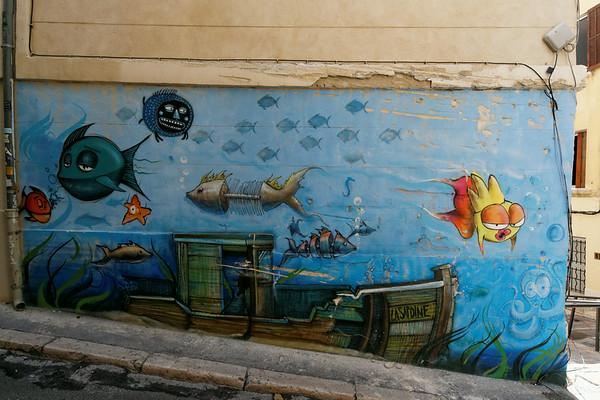 Arts graphiques, Rue du Poirier