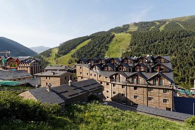 Départ de Soldeu - Hôtel Himalaïa